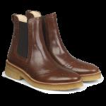 Classic chelsea boot.