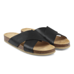 Sandal w. foot bed