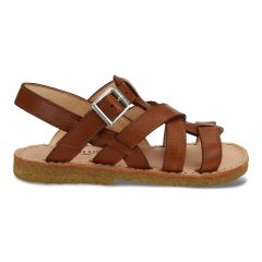 Sandal with buckle