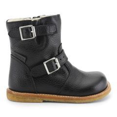 TEX-boot with buckles and zipper