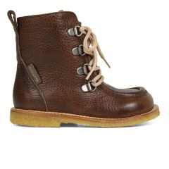TEX-boot w. zipper and laces