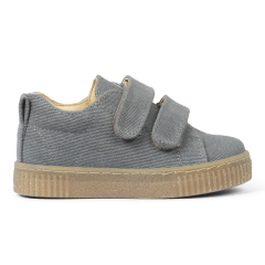 Sneaker with velcro closure