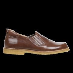 Shoe w elastic