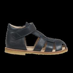 Starter sandal with velcro closure