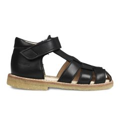 Starter sandal with velcro closure