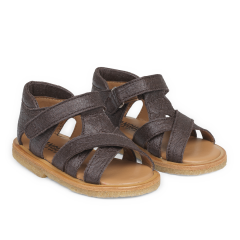 VEGAN starter sandal with velcro