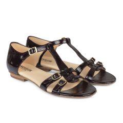 Sandal with strap design