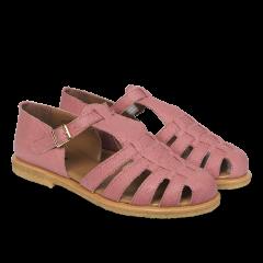 VEGAN strap sandal with buckle