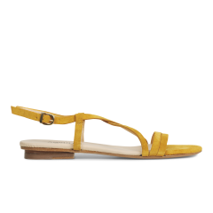 Sandal with strap design
