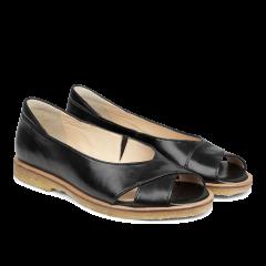 Shoe with heelcap
