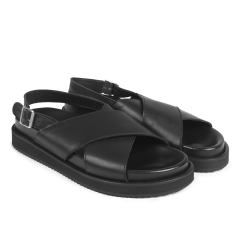 Footbed sandal