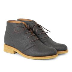 VEGAN lace-up shoe