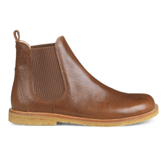 Chelsea boot with wide fit