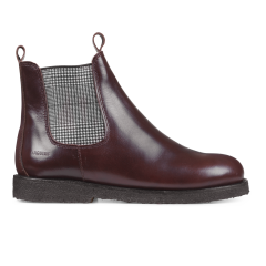 Chelsea Boot with wool lining