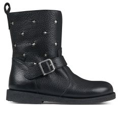 TEX-Boot w. stars and zipper