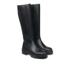 High-leg boot