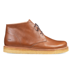 Desert boot with lace