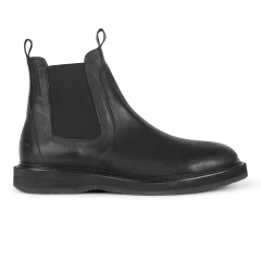 Chelsea boot with elastic